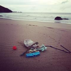 The 2 minute Beach Clean / Ocean Great Ideas