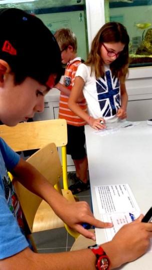La Côte Bleue Educational Programs / Ocean Great Ideas