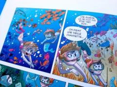 Alix et Arsenou dans les Calanques, a delight for the franchies / Ocean Great Ideas
