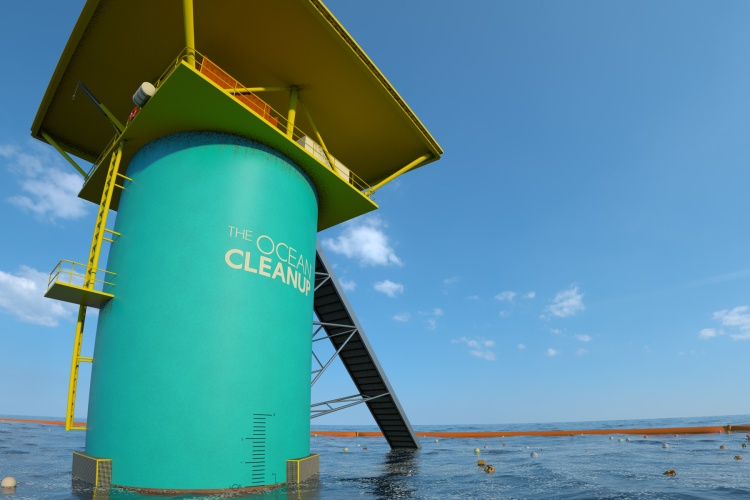 Ocean Cleanup Project reached funding to start Pilot Phase / Ocean Great Ideas