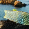Bureo Skateboards made of discarded fishing nets!